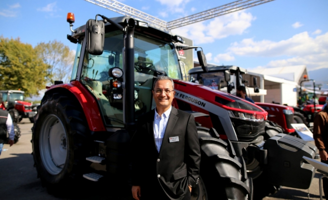 AGCO, Bursa Tarım Fuarı'na ödüllü traktörleri ve yeni yerli modelleriyle katılıyor