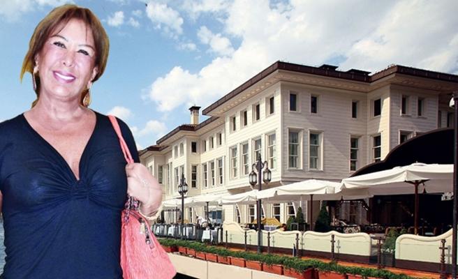 Ahu Aysal'a veda ettiği Hotel Les Ottomans soruldu
