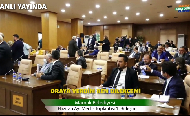 AKP'li Mamak Belediye Başkanı, AKP'li Meclis Üyesi Esra Yılmaz'ı Konuşturmadı: 'Nasıl Engellersiniz?'
