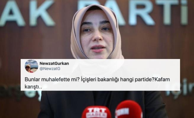 AKP'li Özlem Zengin: 'Polislerin Madencileri Tartaklamasını Anlamakta Zorlanıyorum'
