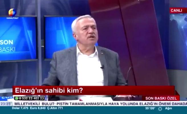 AKP'li Vekil 'Elazığ'ın Sahibi Yok' Diyen Depremzedelere Çıkıştı: 'İhanet 19' Virüsü Var Kanlarında'