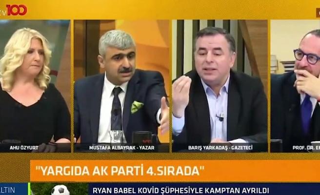 AKP'li Yazar Mustafa Albayrak, Erdoğan'a Köle Olunmasını İstedi: 'Erdoğan'a Ram Olacaksınız, Onun İdaresi Altında Yaşayacaksınız, İtaat Edeceksiniz'