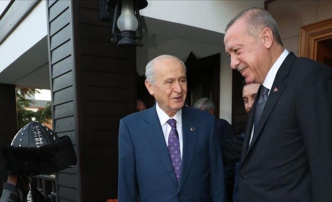 AKP, 'MHP ile Seçime Ayrı Girecek' İddiasına Ne Diyor?