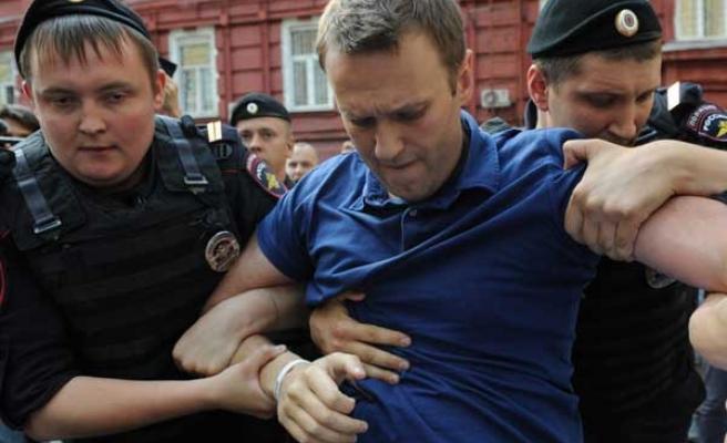 Aleksey Navalnıy'ın Tutuklanması Nedeniyle AB Ülkeleri Rusya'ya Yaptırım Kararı Aldı