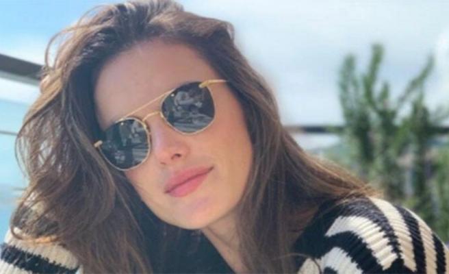 Alessandra Ambrosio'dan 40 yaş pozları