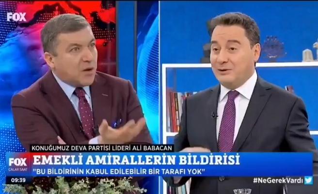 Ali Babacan: ''Bundan Sonra 'Kanal İstanbul'u İstemiyorum Diyen Darbeci İlan Edilecek''