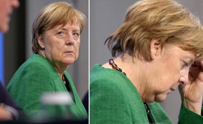 Almanya Başbakanı Merkel 11 saatlik toplantıdan çıkıp böyle duyurdu: Virüsü yenemedik, peşimizi bırakmıyor