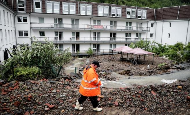 Almanya'daki Sel Felaketinde Can Kaybı 42'ye Yükseldi: Onlarca Kişi Hâlen Kayıp