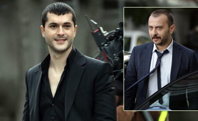 Alperen Duymaz ve Ali Atay sürpriz dizide buluşuyor!