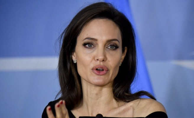 Angelina Jolie'den Afganistan yorumu