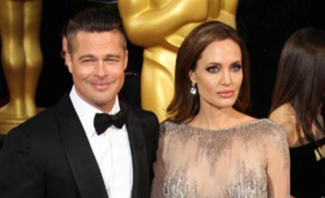 Angelina Jolie'den şiddet iddiası