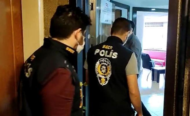 Ankara'da, 'Sahte Site' Üzerinden Göçmen Dolandırıcılığına 36 Gözaltı