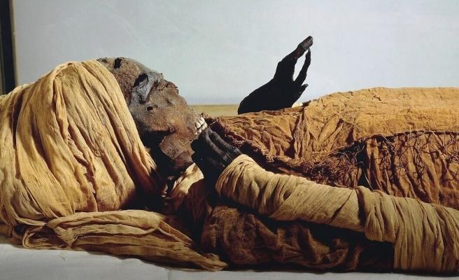 Antik Mısır Firavunu, Savaş Alanında Vahşice Öldürülmüş