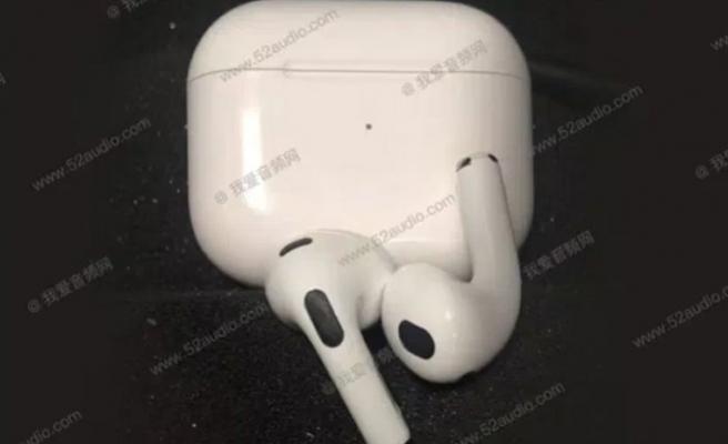 Apple AirPods 3 ilk kez göründü
