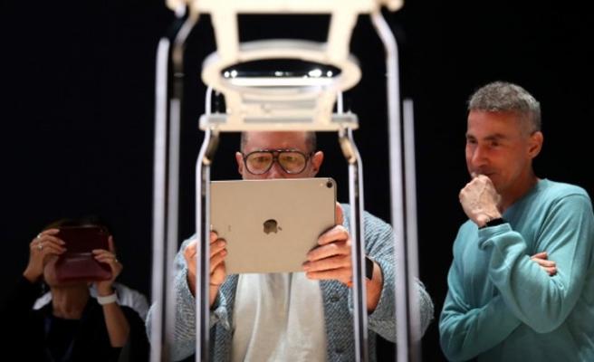 Apple gizemli projesi için ilk adım