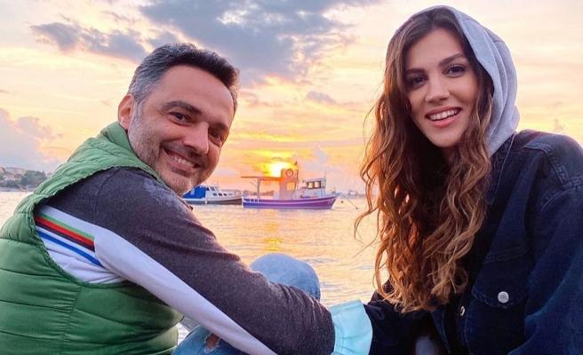 Arda Türkmen fenomen sevgilisiyle poz verdi!