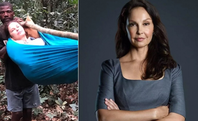 Ashley Judd için film gibi kurtarma operasyonu