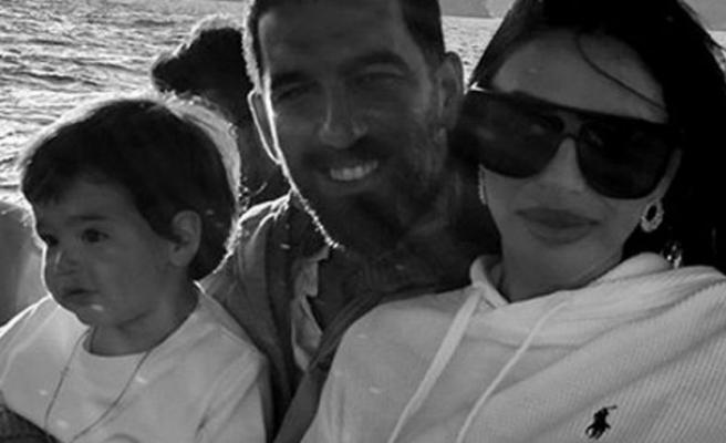Aslıhan ve Arda Turan çifti ikinci kere anne baba oldu