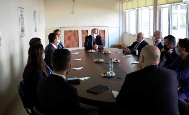 ASPİLSAN Enerji Trakya Üniversitesi Teknoparkı'nda Ofis Açtı