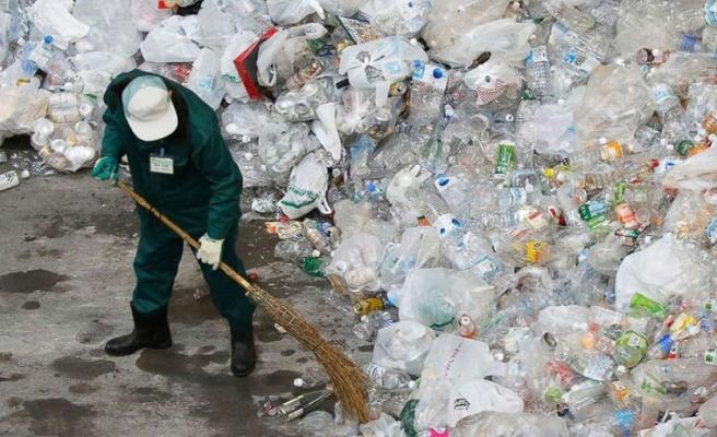 Avrupa'da Yine Birinciyiz: Türkiye, Avrupa'dan 659 Bin 960 Ton Plastik Çöp Satın Aldı