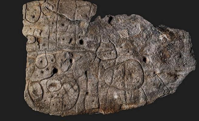 Avrupa'nın En Eski 3 Boyutlu Haritası Yeniden Gün Yüzüne Çıkarıldı