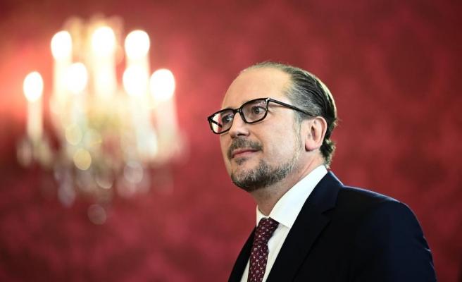 Avusturya'da yeni Başbakan Schallenberg yemin etti