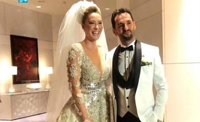 Aylin Coşkun'un dün evlendiği eşi hastaneye kaldırıldı!