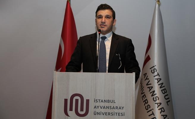 Ayvansaray Üniversitesi Mütevelli Heyeti Başkanı Başarılı İş İnsanı Nihat Kırmızı Oldu!