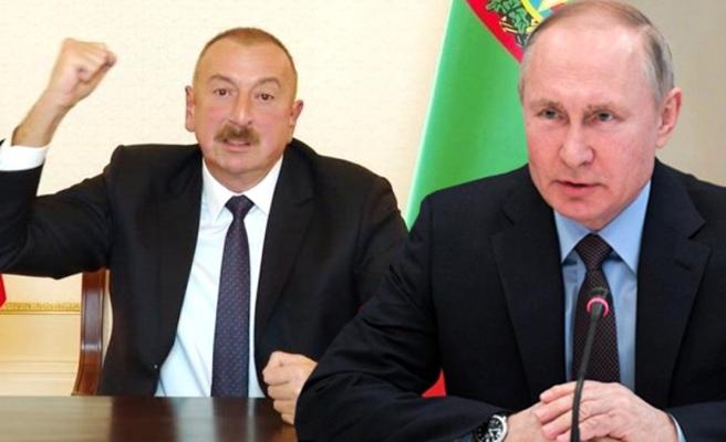 Azerbaycan'dan Rusya'ya Karabağ için planlanan 'barış gücü' yanıtı: Desteklemiyoruz