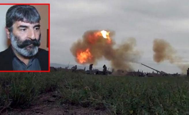 Azerbaycan ordusu, Birinci Karabağ savaşında üst düzey hizmet ödülü alan Ermeni komutanı etkisiz hale getirdi