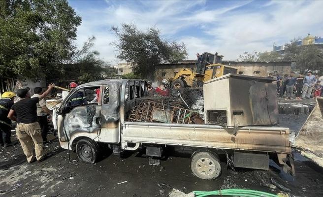 Bağdat'ta Halk Pazarında Patlama: 22 Kişi Hayatını Kaybetti, 47 Yaralı