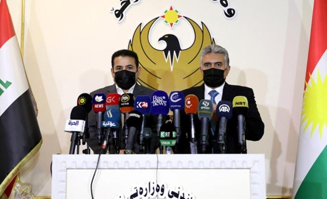 Bağdat ve Erbil yönetimleri PKK'nın Sincar'daki varlığını sonlandıracak anlaşmayı uygulamaya koydu