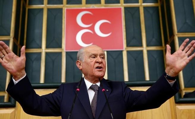 Bahçeli Duyurdu: MHP'de 'Yalan Haber, Yalan Siyasetle Mücadele Kurulu' Oluşturuldu