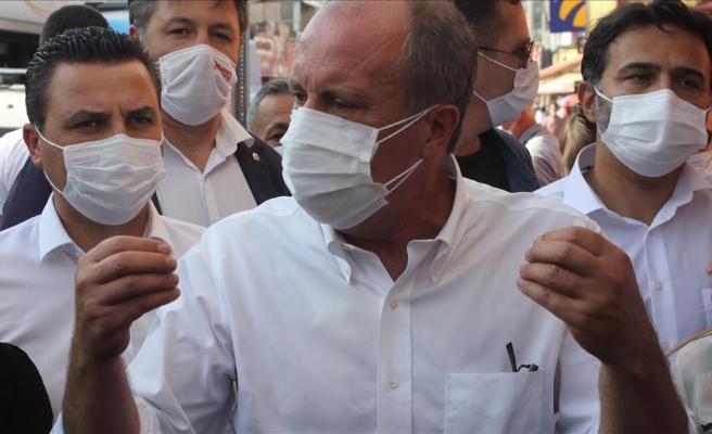 Bahçeli'nin 'Askıda Ekmek' Kampanyasına İnce'nin Yorumu: 'Desteklediği Hükümet Türkiye'nin Uçtuğunu Söylüyor'