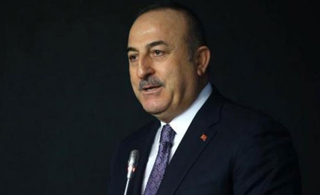 Bakan Çavuşoğlu: Ermenistan Savaş Suçu İşlemeye Devam Ediyor