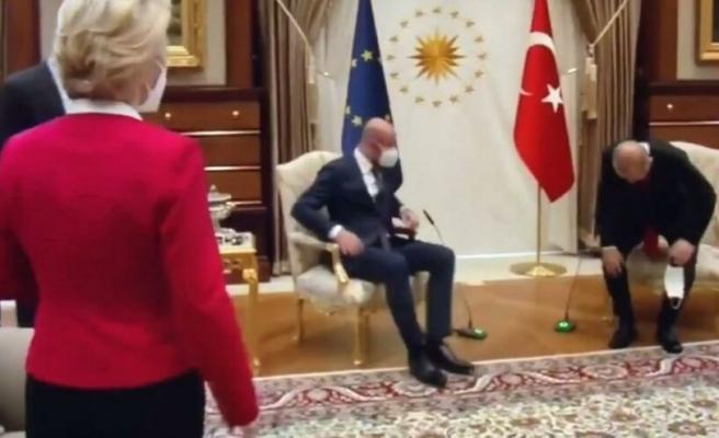 Bakan Çavuşoğlu'ndan AB Ziyaretindeki Protokol Tartışmalarına İlişkin Açıklama