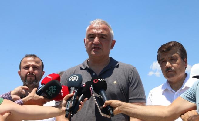Bakan Ersoy: '25 milyonu da geçebiliriz'