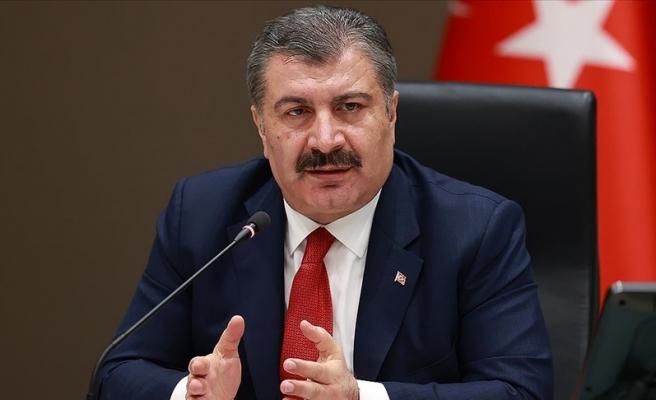 Bakan Koca: 'Türkiye Sputnik Aşısından 6 Ayda 50 Milyon Doz Alacak'