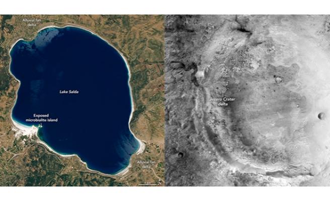Bakan Kurum: 'Jezero Krateri'ndeki Çalışmanın Sonuçlarını Merakla Bekliyoruz'