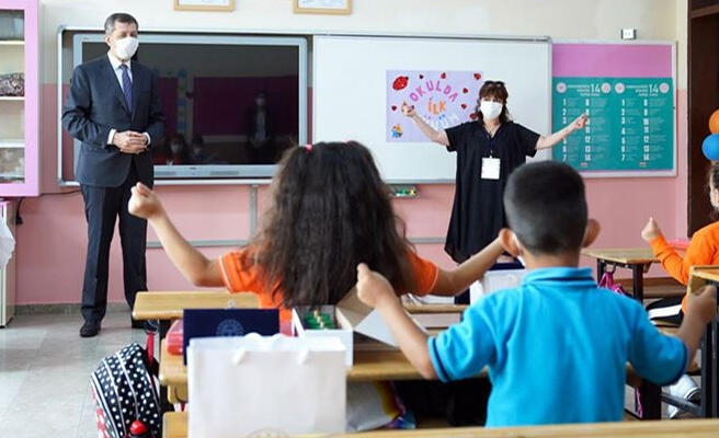 Bakan Selçuk'tan Yüz Yüze Eğitim Açıklaması: Karneler 18 Haziran'da Dağıtılacak