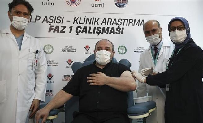 Bakan Varank'tan Yerli Aşı Açıklaması: 'Faz 2 Bitti, Eylül'de Faz 3 Başlayacak'
