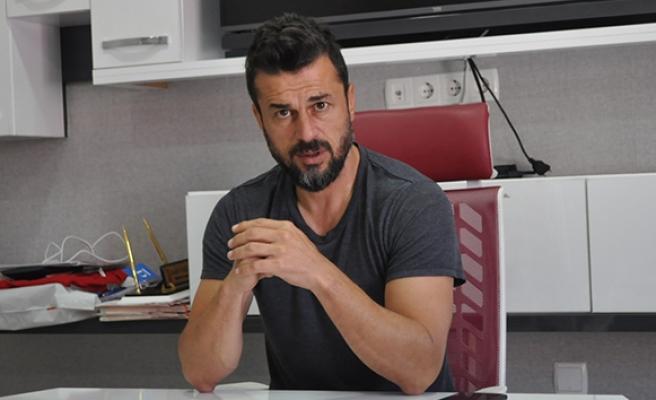 Balıkesirspor'da şok istifa!