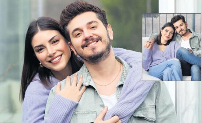 Barış Yurtçu'dan Deniz Baysal'a romantik kutlama