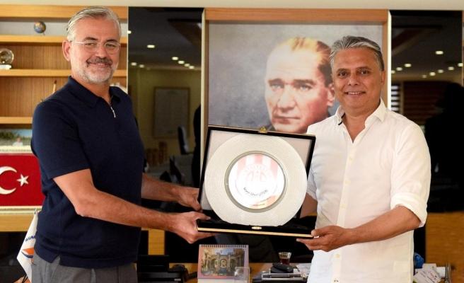 Başkan Uysal: 'Sporu kent kültürü haline getirmek istiyoruz'
