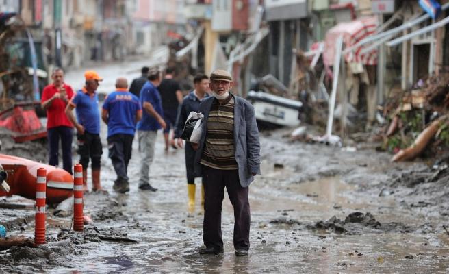 Batı Karadeniz'deki Sel Felaketinde Can Kaybı 11'e Yükseldi