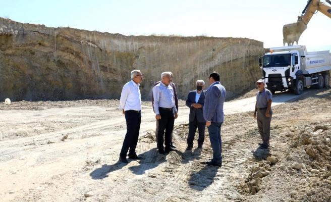 Battalgazi'de Tekstilkent Projesinin startı verildi