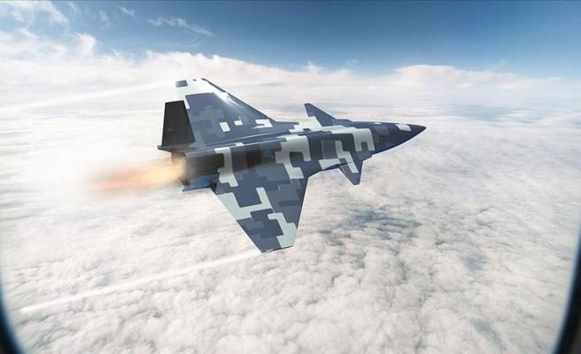 Baykar, İnsansız Savaş Uçağı Projesinden Görseller Paylaştı
