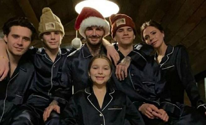 Beckham ailesi Corona virüs dinlemedi