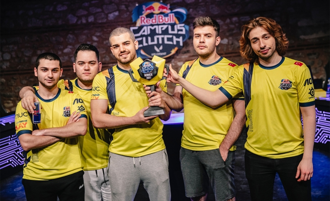 'Bedel Ödeyenler' Red Bull Campus Clutch Dünya Finali'nde şampiyonluk arıyor