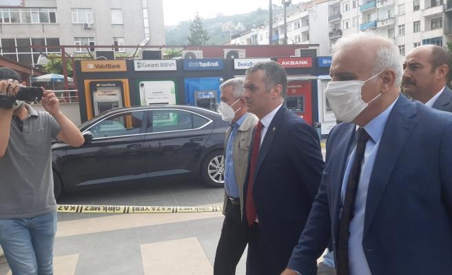 Belediye Başkanı Mustafa Bıyık'a Silahlı Saldırı